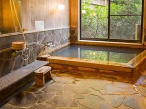 【お風呂】豊富な泉質で湯上り後もぽかぽか