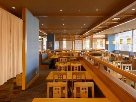 【食事会場】和食レストラン「油屋熊八亭」