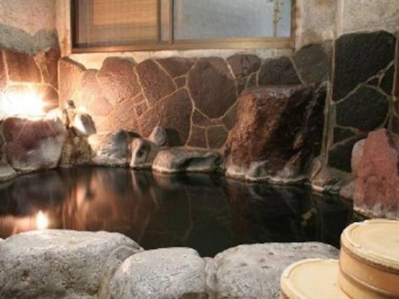 【貸切風呂/内湯】空いていれば無料で利用可能!