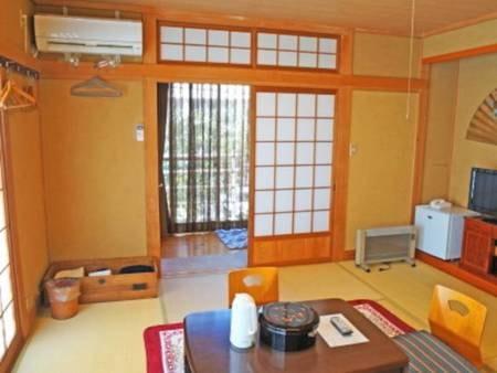 【喜秀】落ち着いた雰囲気の和室8畳・禁煙/一例