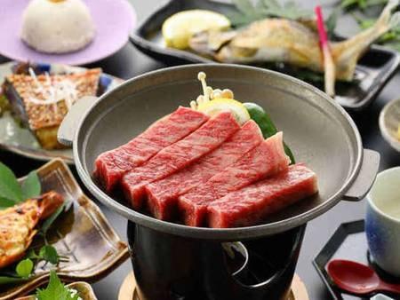 【豊後牛ステーキ/例】メインは豊後牛のステーキ
