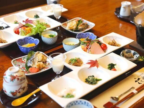 【朝食/一例】和御膳をご用意