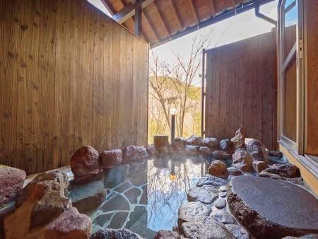 別館離れ 山法師/客室風呂