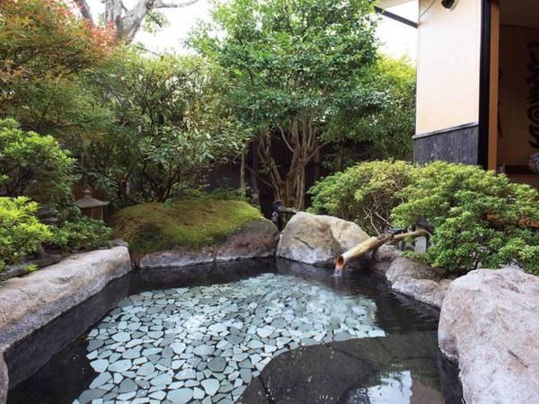【離れの戸建て】天然露天風呂付/一例