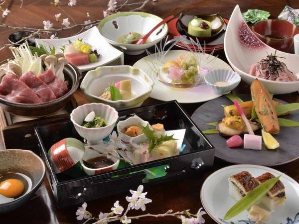 Anniversaryプラン/夕食一例