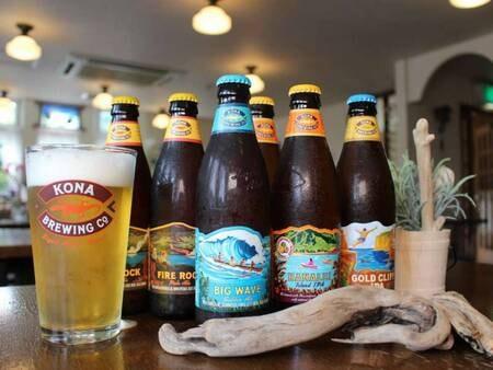 ハワイアンコナビール/一例