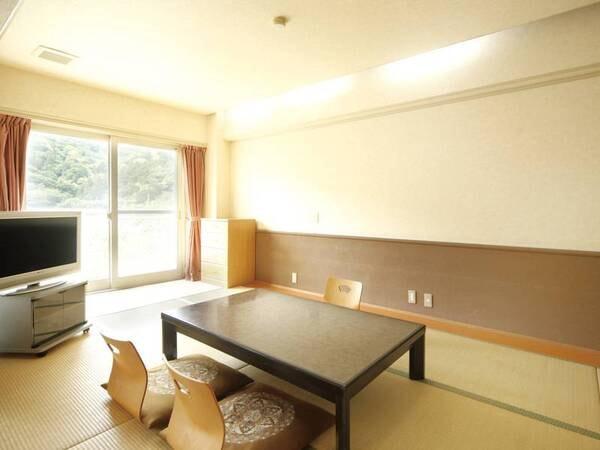 【8畳和室/例】ゆったりとした造りの和室