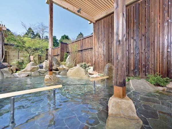 【箱根高原ホテル】【秋の大感謝祭】の11月は7545円~とさらにお得に!!天然温泉は、大浴場と野天風呂にそれぞれ引き込み2種類の泉質が楽しめます。