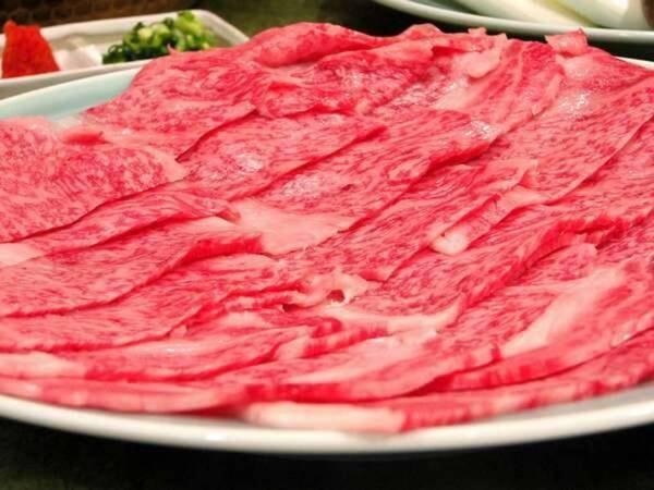 黒毛和牛すき焼き付き懐石/例