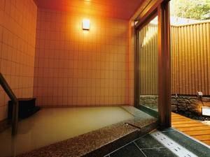 【貸切風呂】空いていれば何度でも入浴可能!