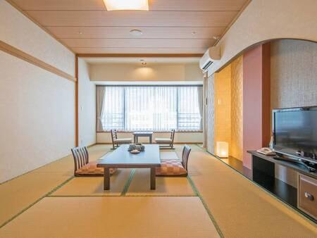2018年10月全客室がリニューアル完了!空気清浄機を完備した禁煙和室に/例