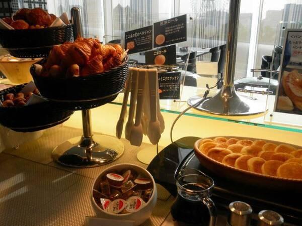 【朝食/例】女性やお子様に大人気!ミニパンケーキもご用意
