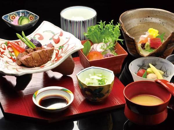 【梅御膳/例】気軽に龍宮殿を体験できる量控えめ美味少量の和食膳