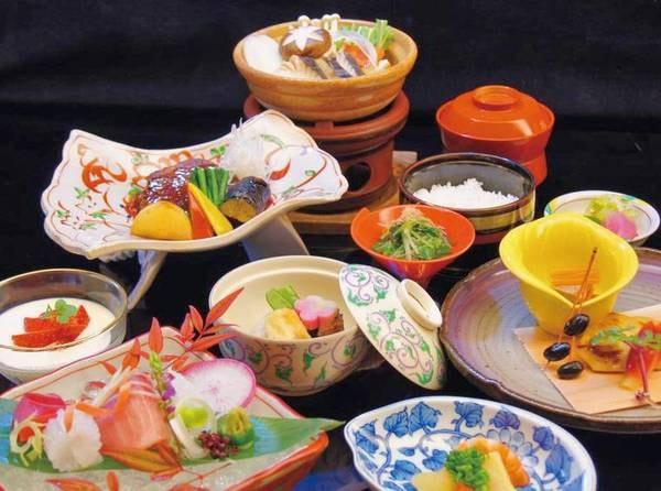【若竹膳/例】 「量より質」という方のための控えめな和食膳