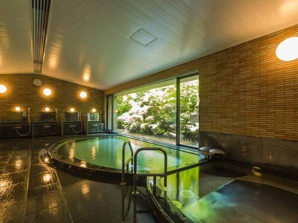 *【大浴場】気泡風呂や打たせ湯もお楽しみいただけます