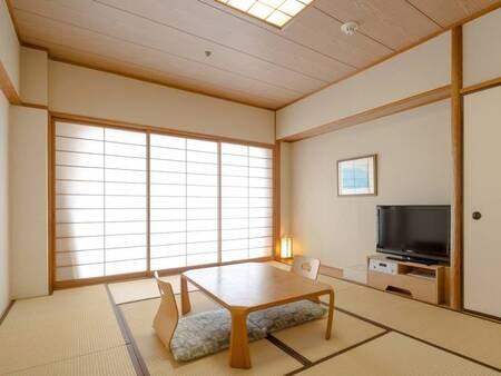 *【和室10畳】ご家族やグループ様におすすめのお部屋です