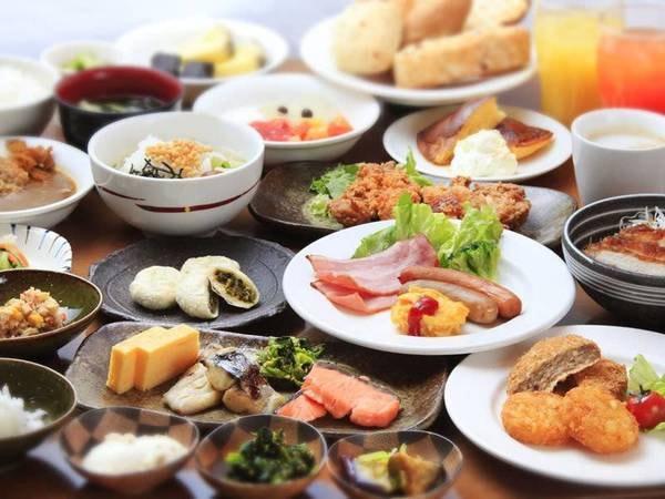【朝食バイキング/例】