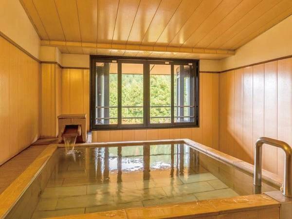 【貸切風呂/朝霧の湯】1階40分無料で利用可能