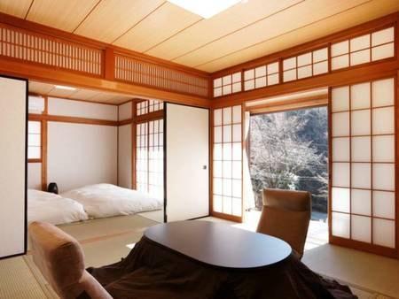 和室(8畳+8畳+広縁 38㎡)