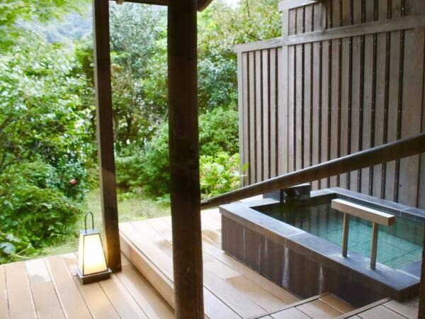 【露天風呂付/一例】客室タイプは宿おまかせとなります