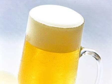 【当プラン限定/例】夕食時生ビール・日本酒・ソフトドリンクが飲み放題