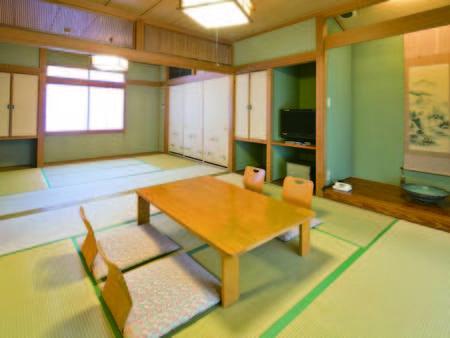 【客室/例】トイレは無いが清潔感ある和室へご案内