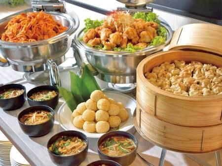 【朝食/例】出来立ての和食もご用意