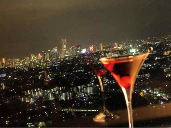 Barからの眺望/一例