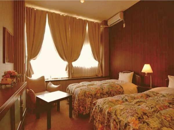 【洋室/例】和室または洋室の宿お任せ