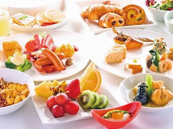 【朝食/例】ブッフェ形式でご用意