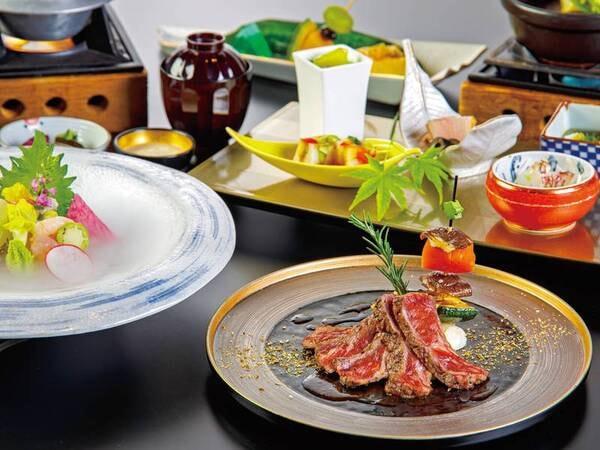 和洋創作料理 料理長が吟味した食材を素材の味を生かして丁寧に調理