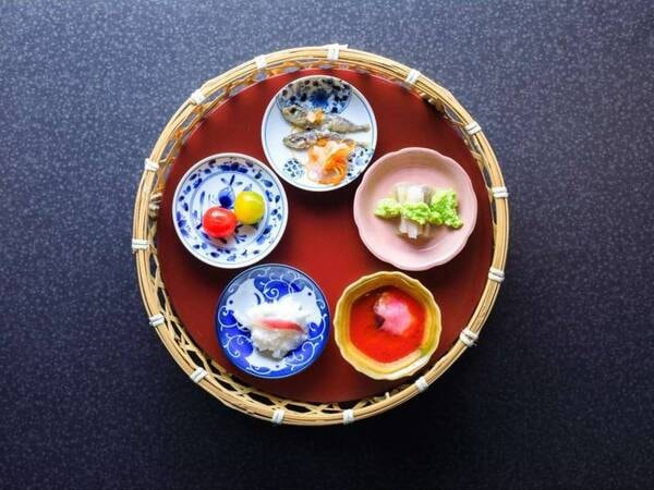 【夕食/例】小鉢