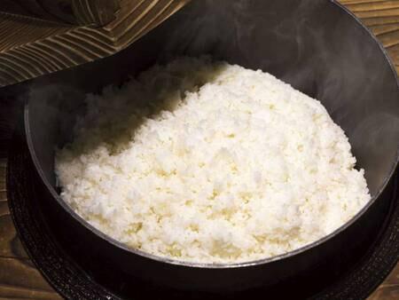 ブッフェ(釜土飯)