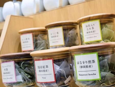 【夕食/例】お茶ブッフェ
