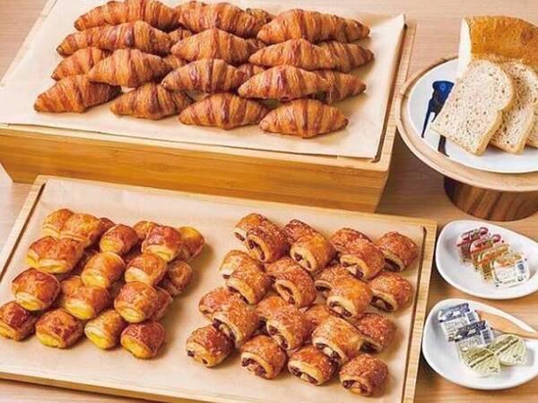 【朝食/例】パン