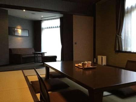 和室(10畳)+広縁【禁煙】/一例