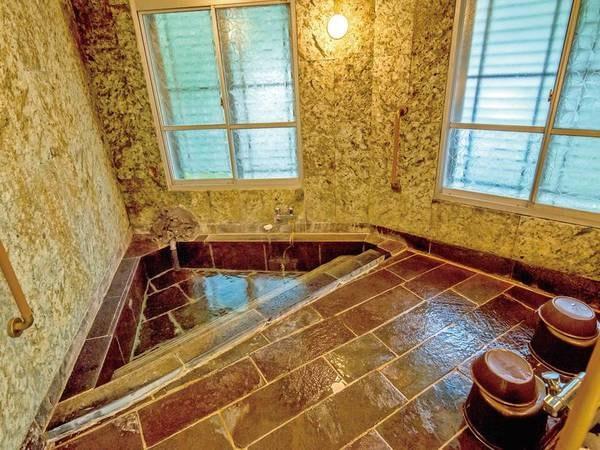 【有料貸切風呂/山桜の湯】強羅温泉を引く貸切風呂(1,500円)