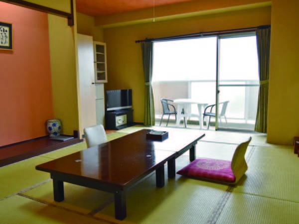 【客室/例】お部屋はゆったりとした和室をご用意