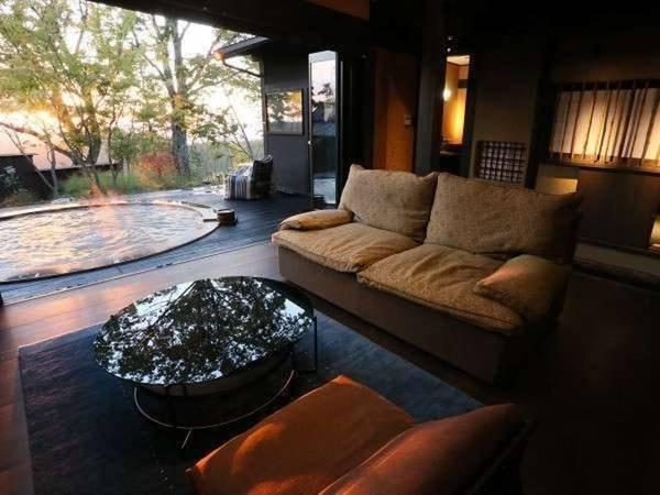 【夢見 yumemi/例】茶室を配した贅沢な離れで、日常から解き放たれたひとときを