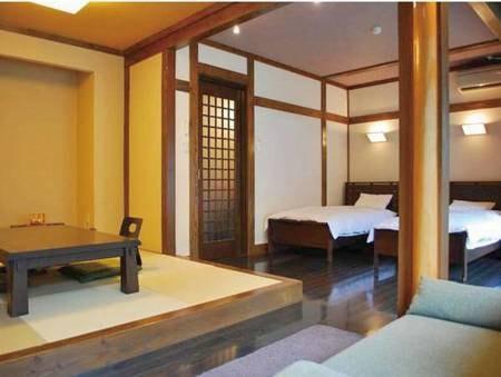 【和洋室一例】落ち着いた雰囲気の客室