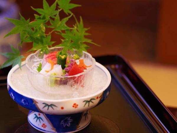 【夕食/例】旬の食材を使用したお料理