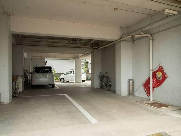 *【第1駐車場】7台まで駐車可能。ご自由にご利用ください。