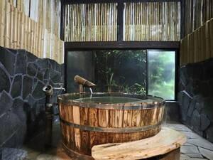 樽風呂 野ぎく