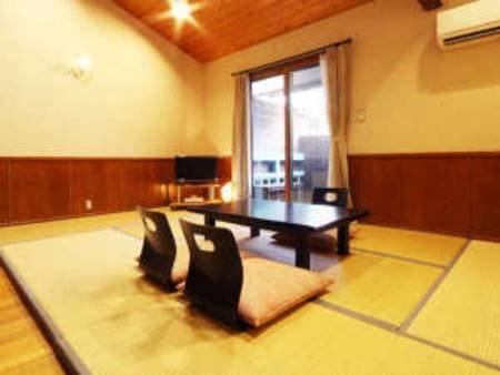 コテージ/和室・半露天風呂付/一例