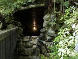 洞窟風呂(混浴)
