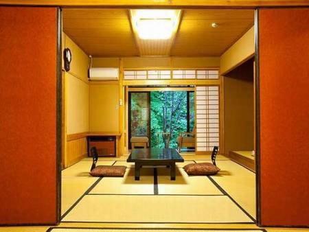 テラス&露天/渓流沿い離れ一戸建(和室)/一例