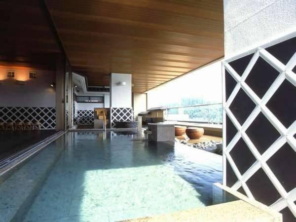 5階 露天・大浴場「蔵のゆ湯殿」