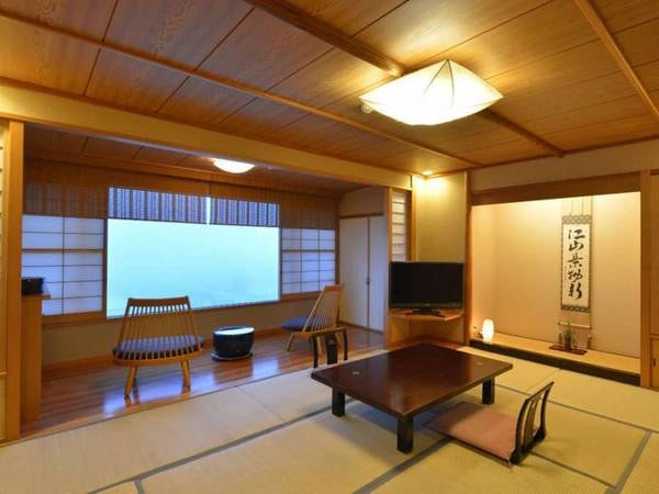 和・クラシックルーム(川側和室)/一例