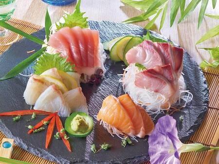 天草ならではの新鮮魚介をご提供!一例