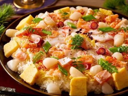 【6/1~7/21】夏の料理フェア 【天草】の塩にぎり寿司/例